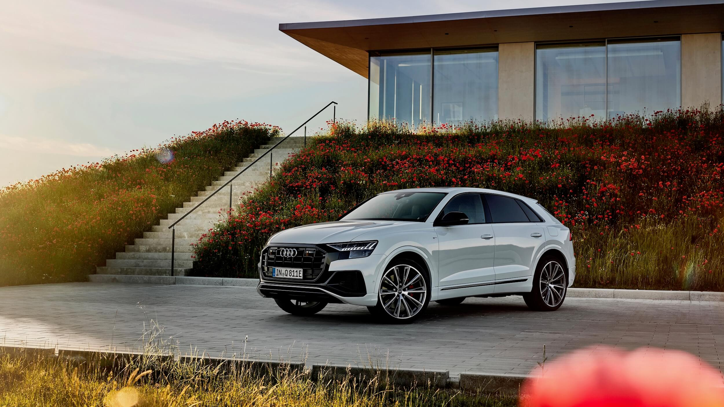 Audi Q8 TFSI e hybride
