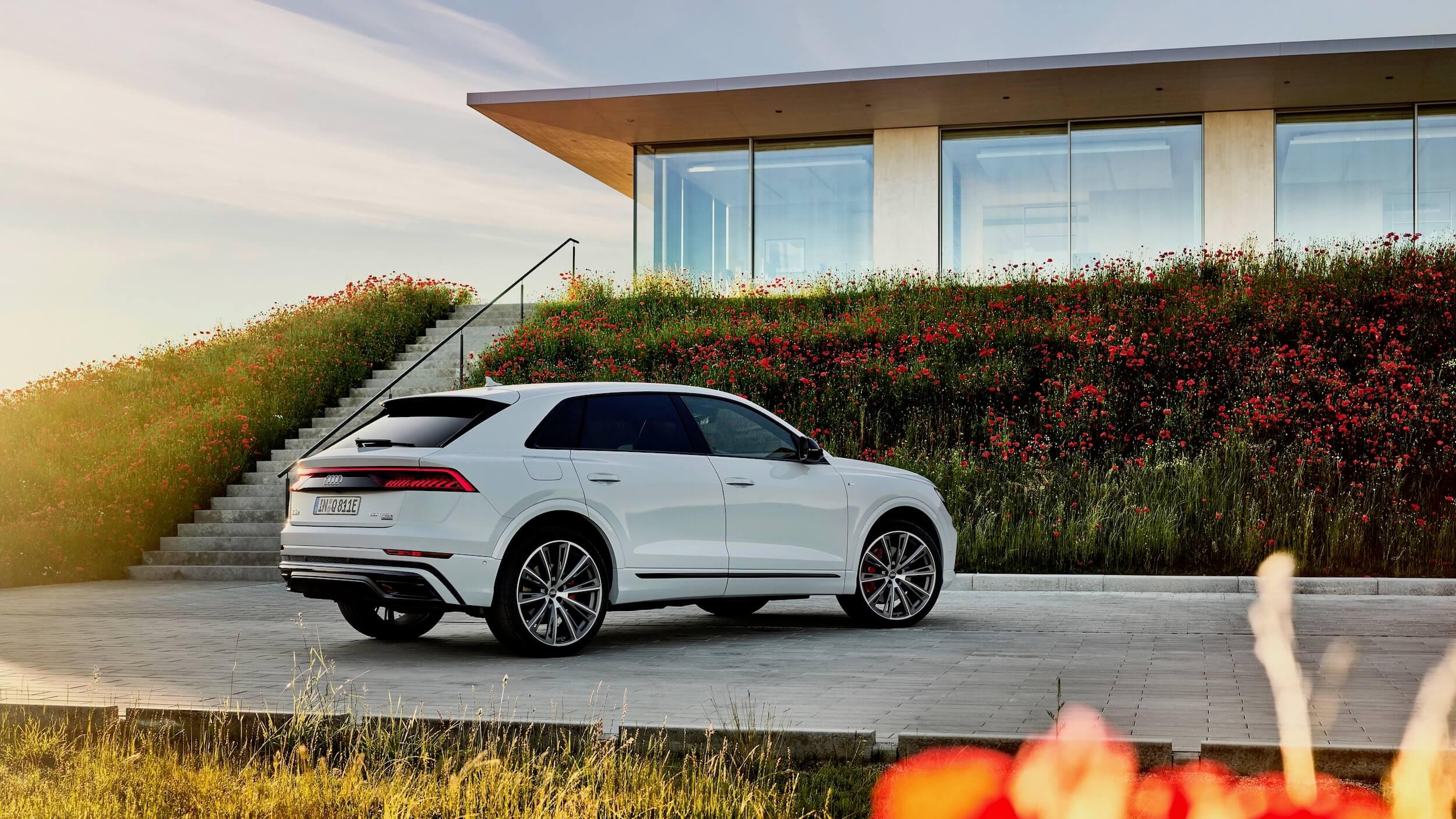 Audi Q8 TFSI e plug in