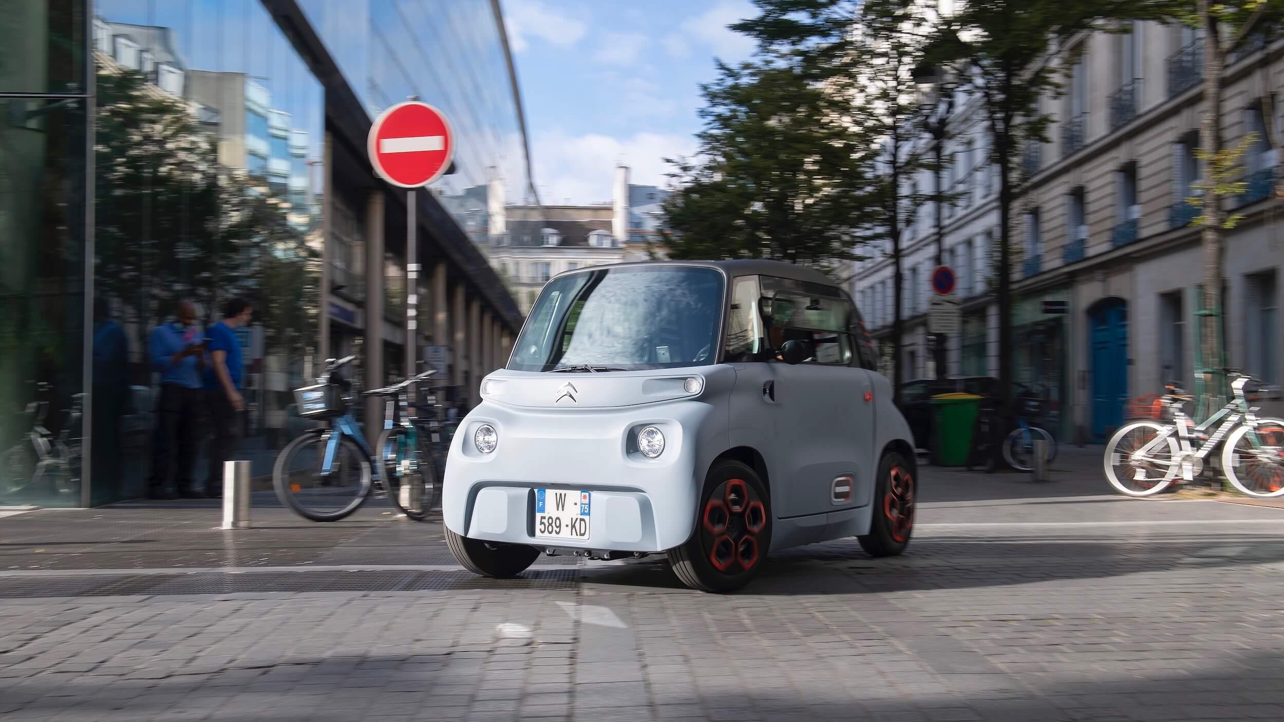 Citroën AMI elektrisch