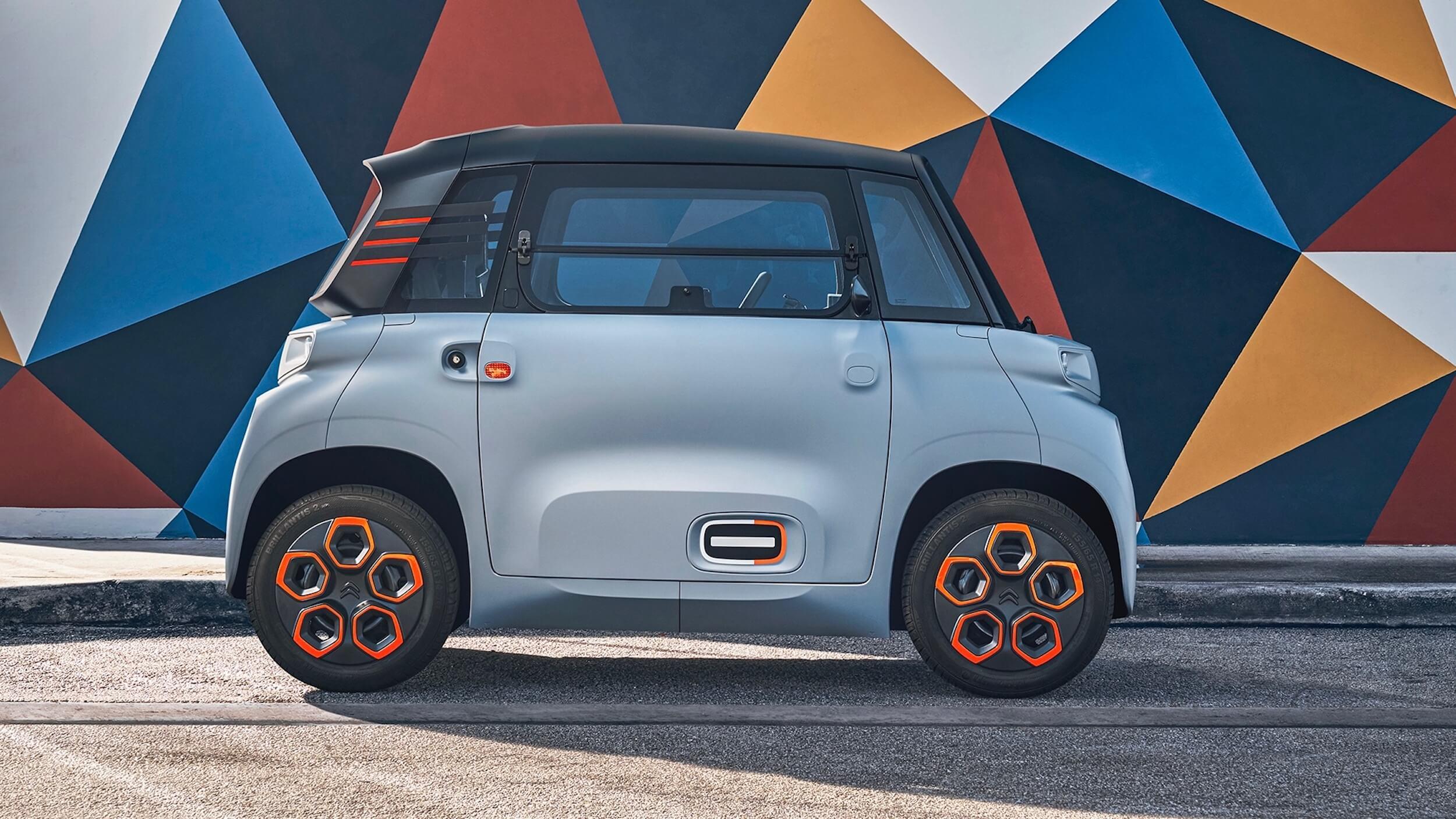 Citroën AMI profiel