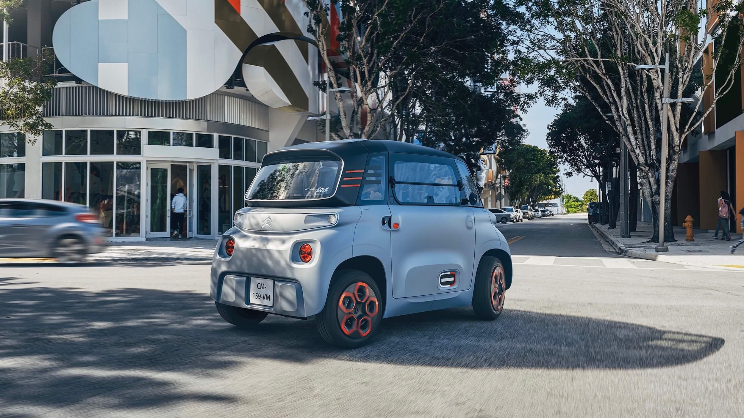 Elektrische Citroën AMI