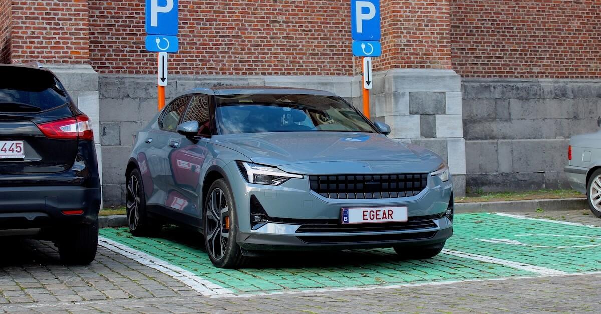 Elektrische Polestar 2 in België