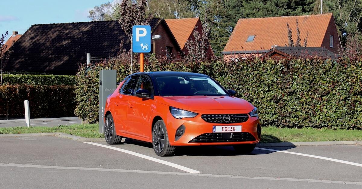 Opel Corsa e egear