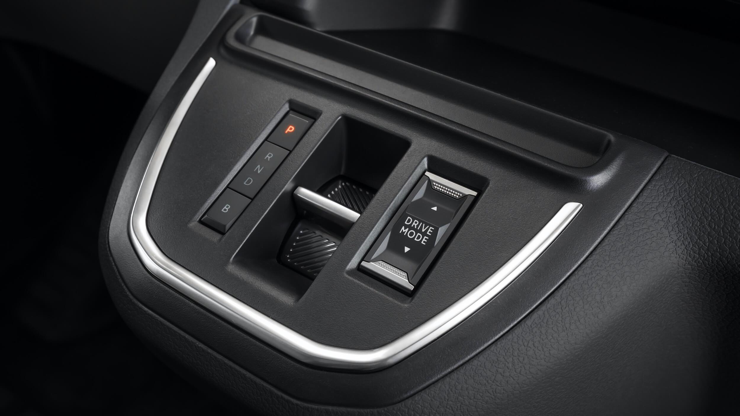 Opel Vivaro e Combi drive modi