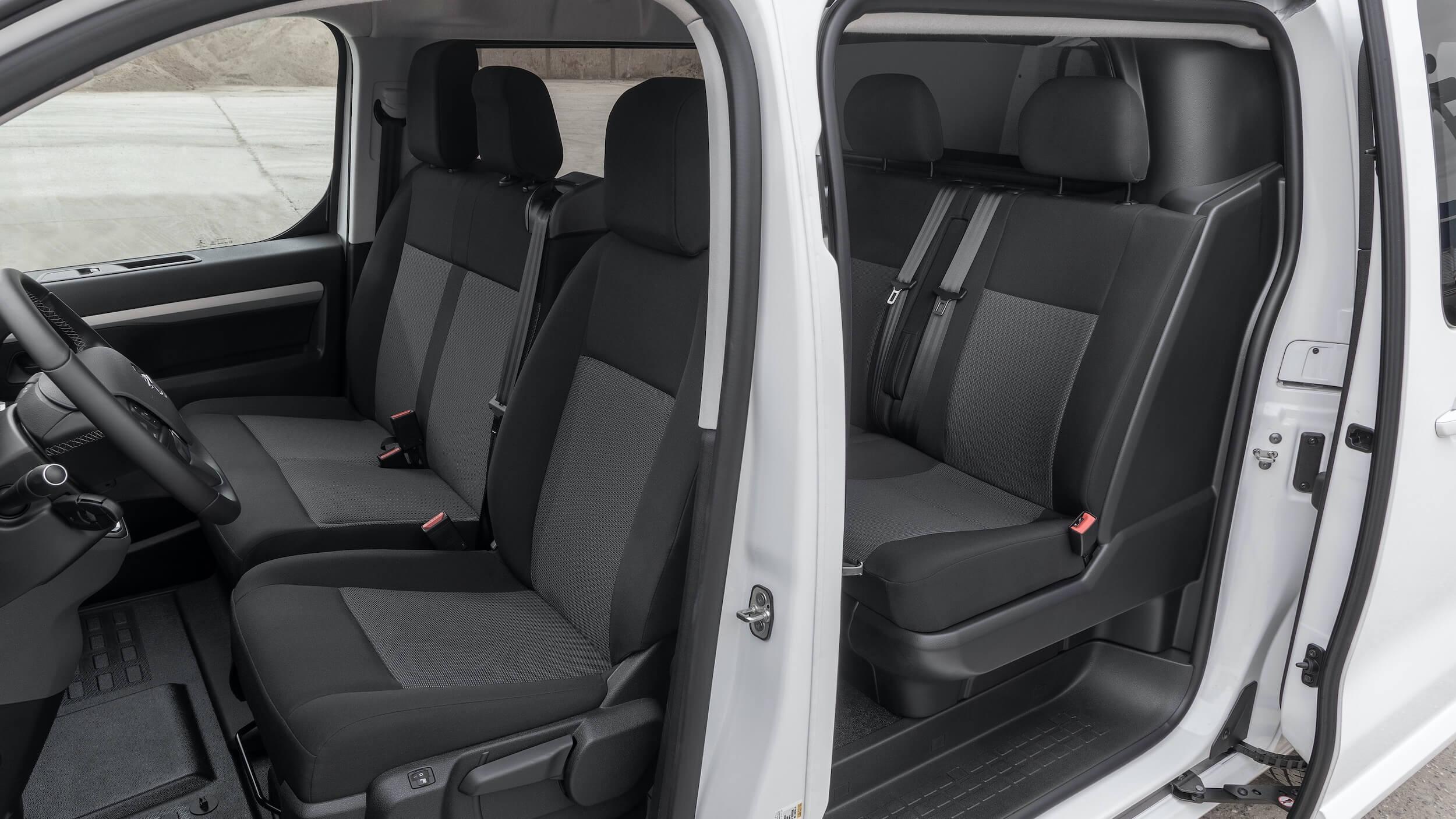 Opel Vivaro e Combi zetels