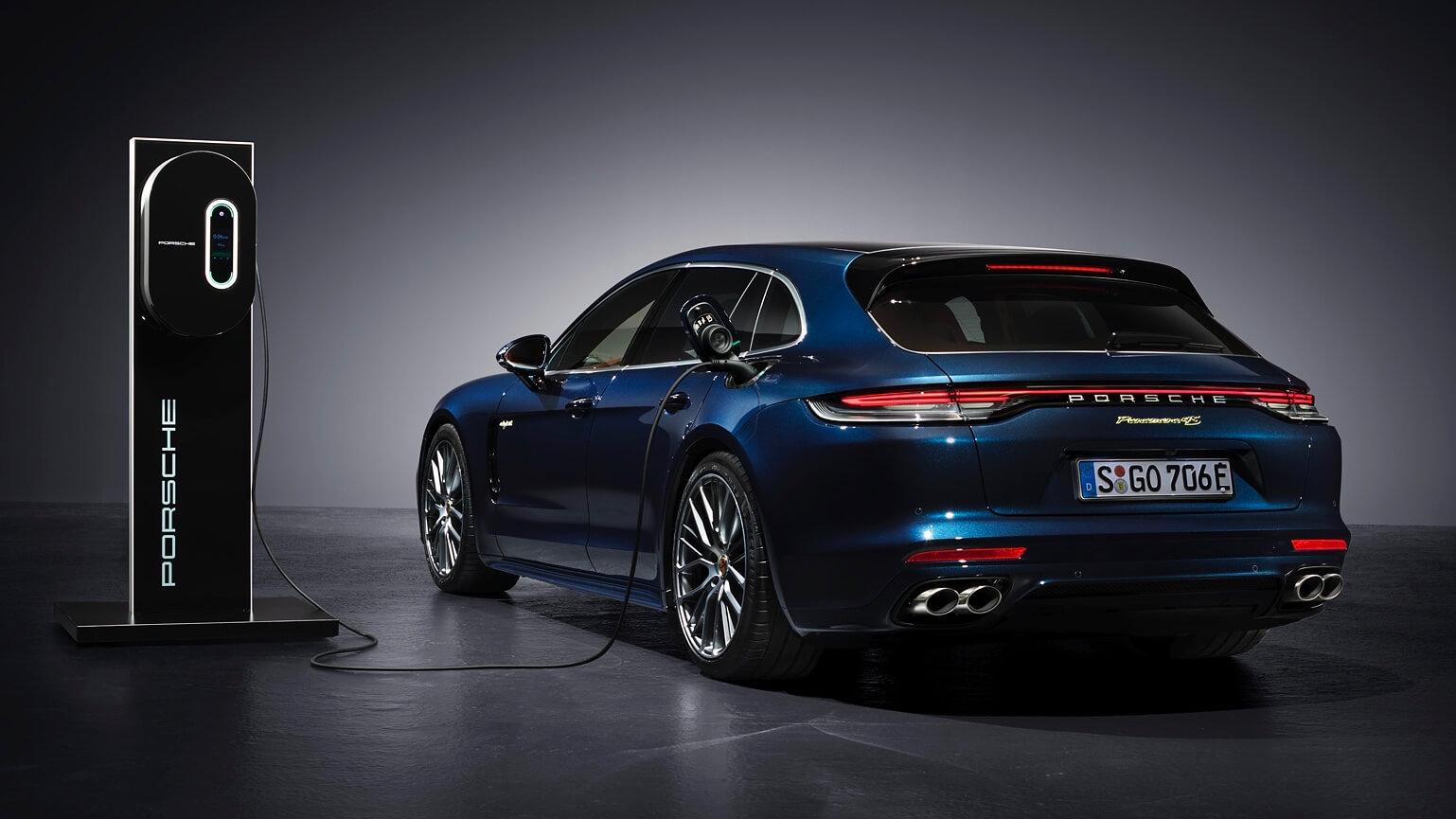 Porsche Panamera 4S E Hybrid Sport Turismo