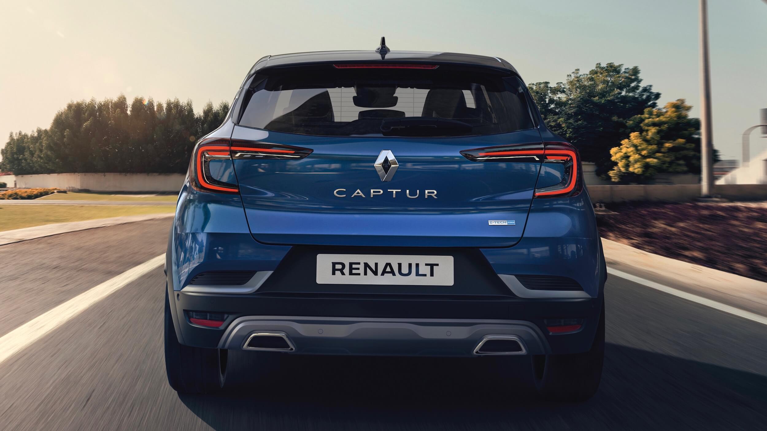Renault Captur hybride E Tech