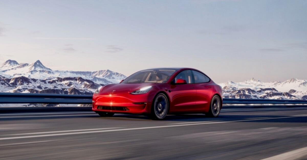 Tesla Model 3 nieuw