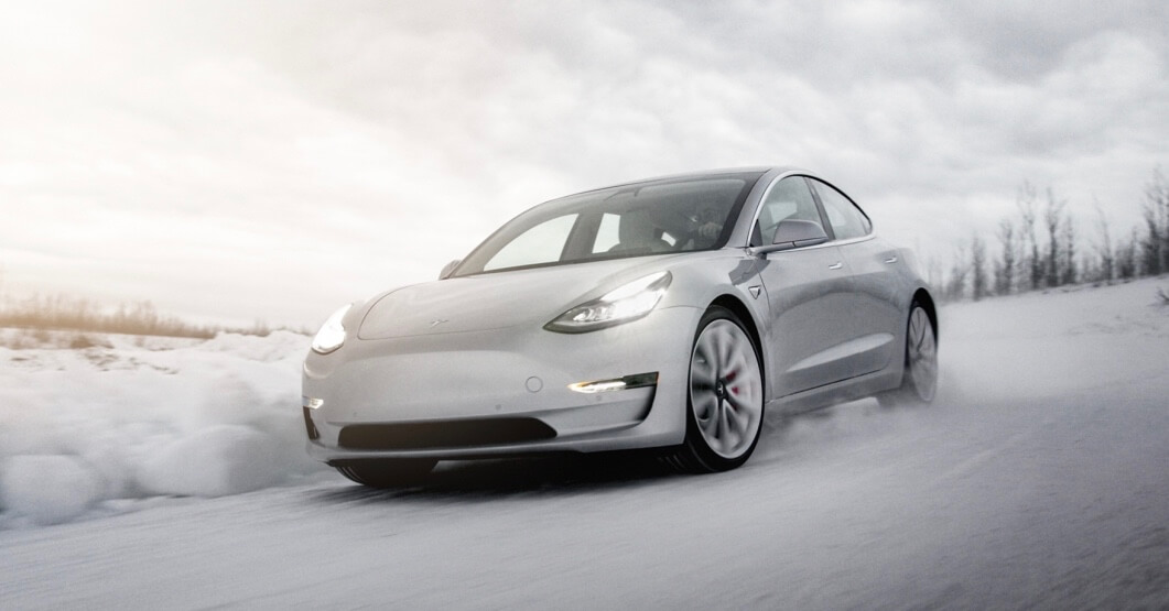Tesla Model 3 update 2021