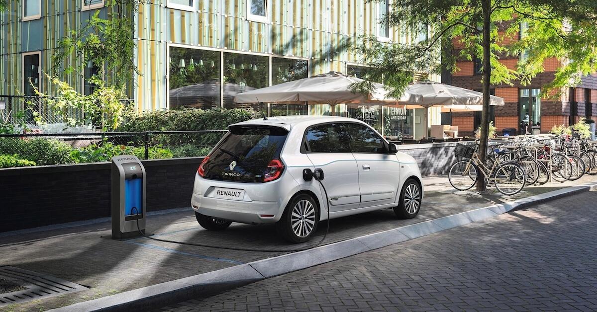 elektrische Renault Twingo ZE 2021
