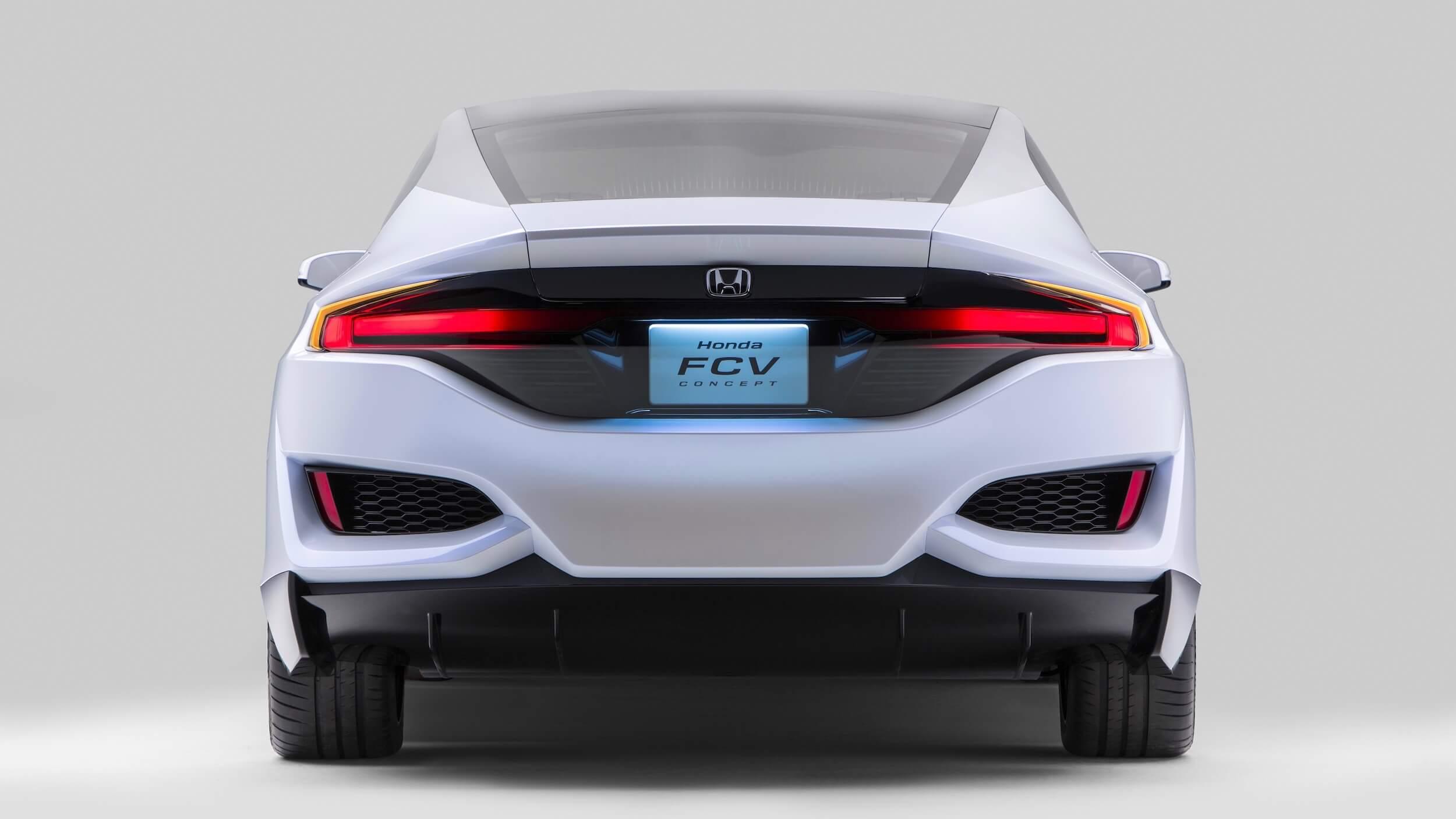 Honda FCV prototype