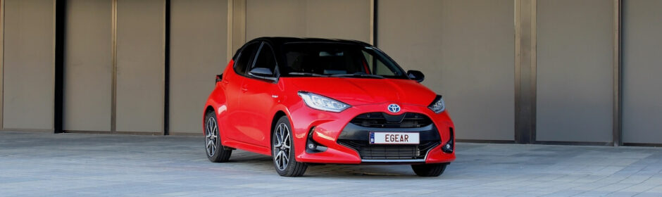 Hybride Toyota Yaris