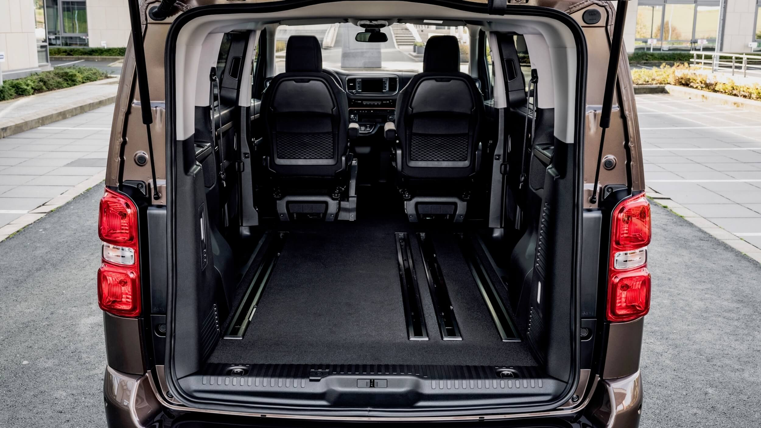 Toyota Proace Verso Electric koffer