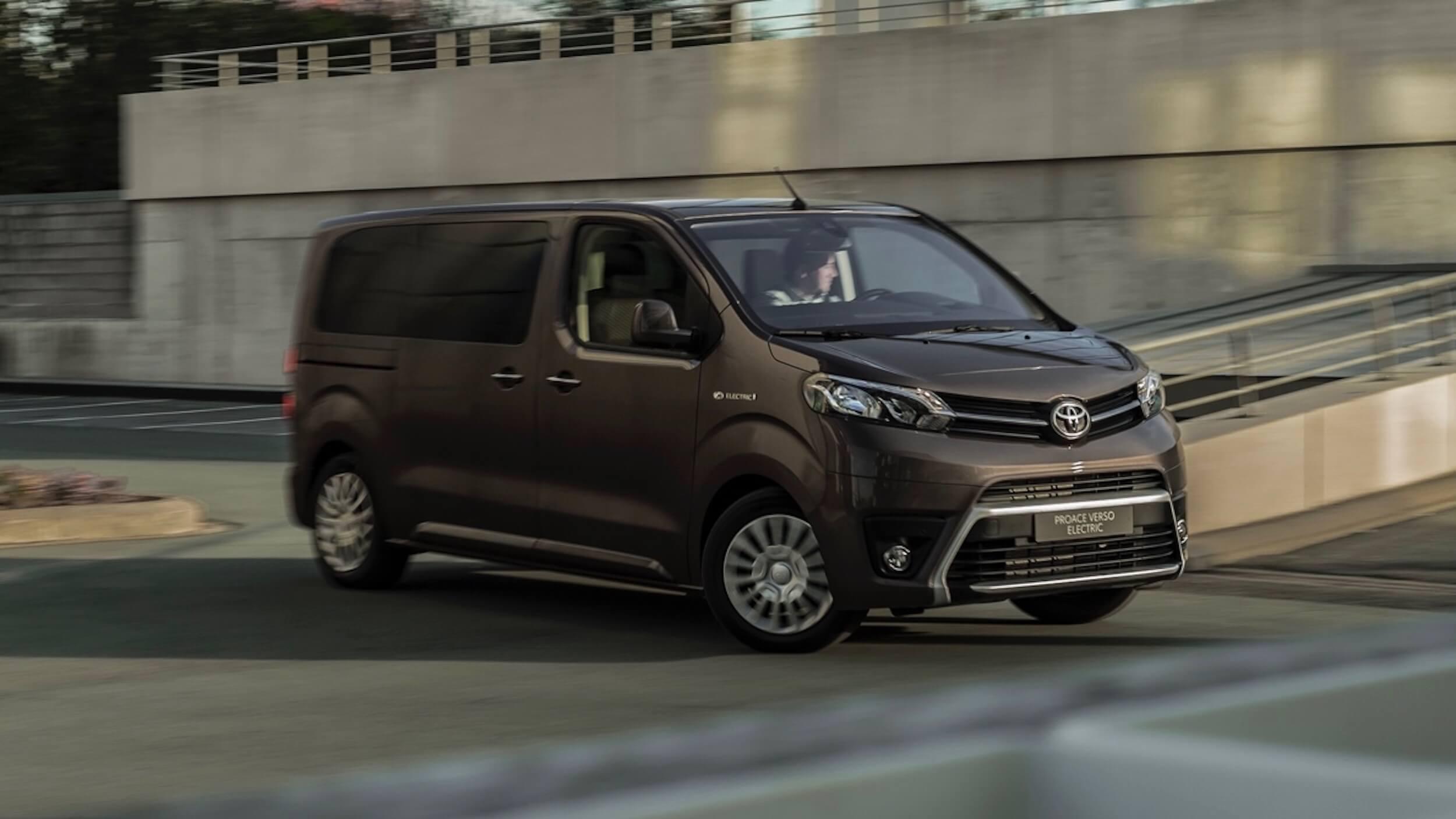 Toyota Proace Verso Electric minibusje