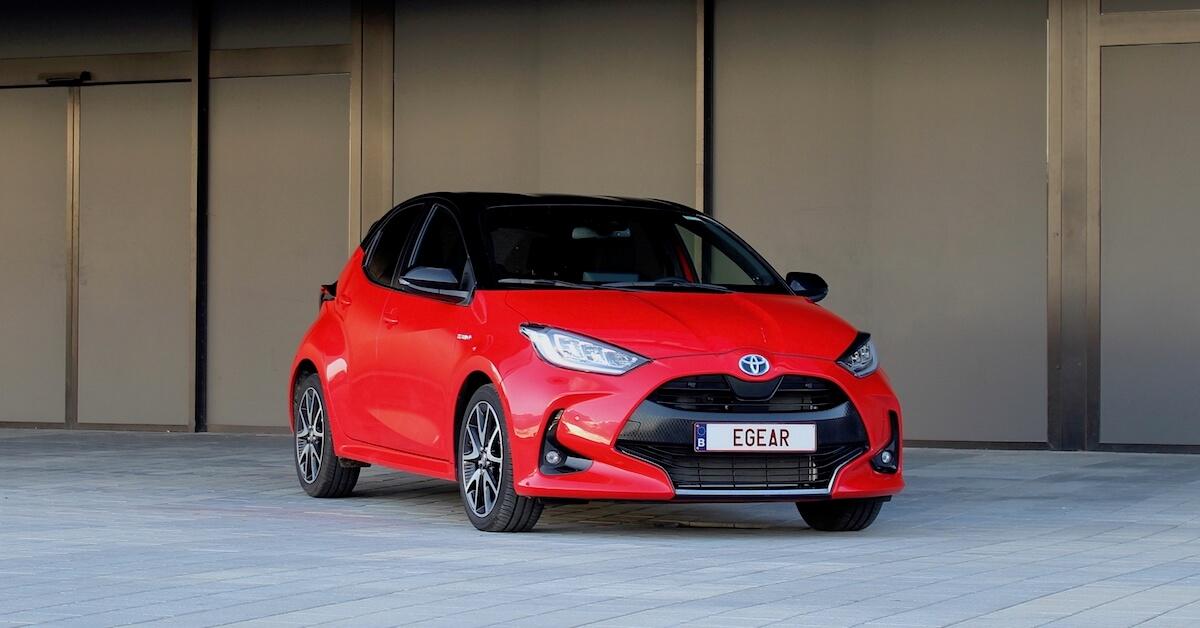 Toyota Yaris hybride auto 2021