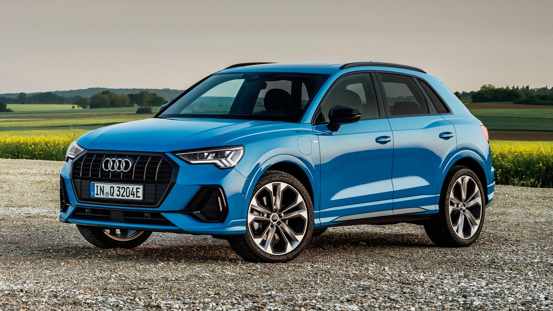 Audi Q3 plug in hybride