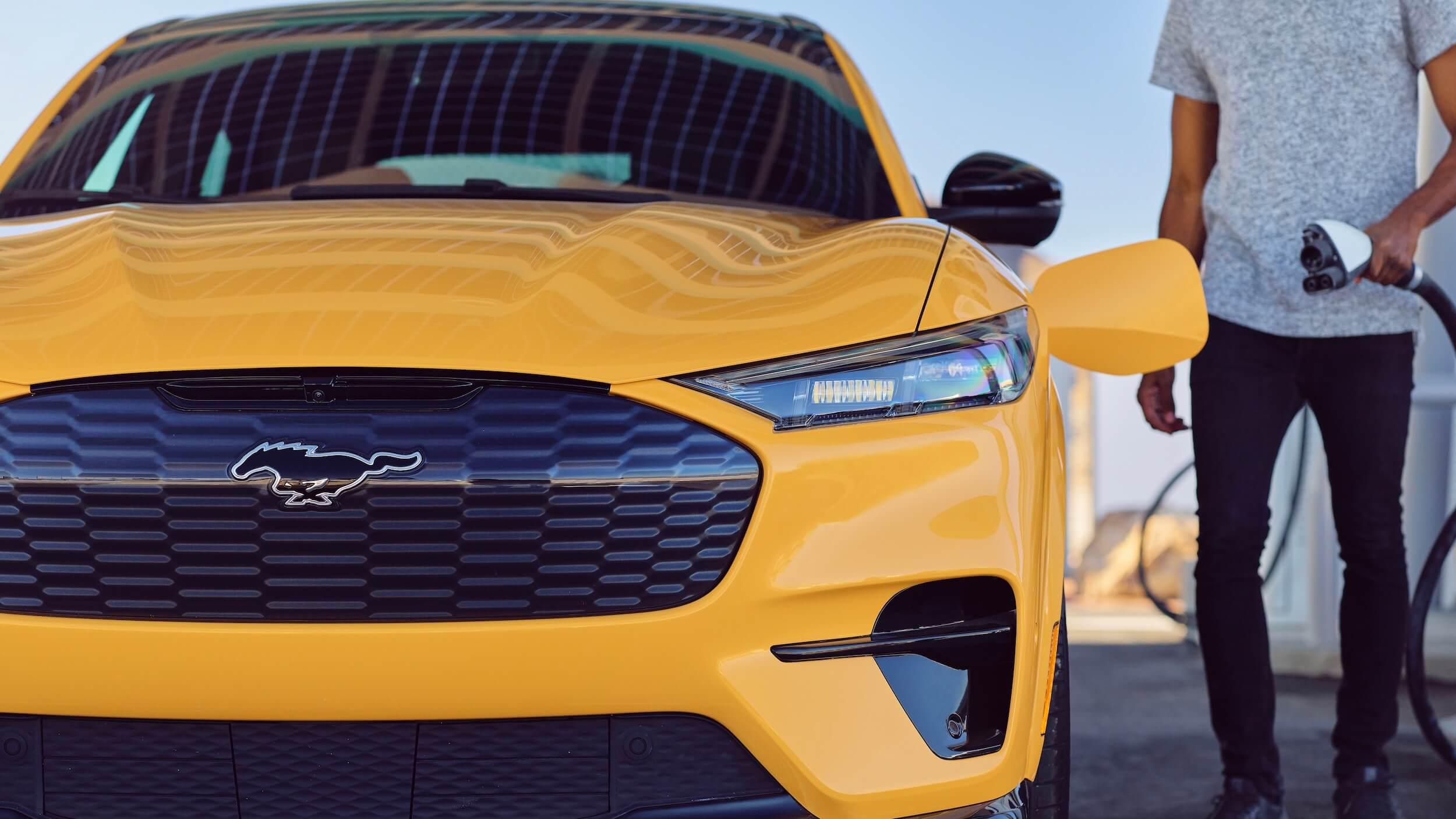 Mustang Mach E GT Performance laden
