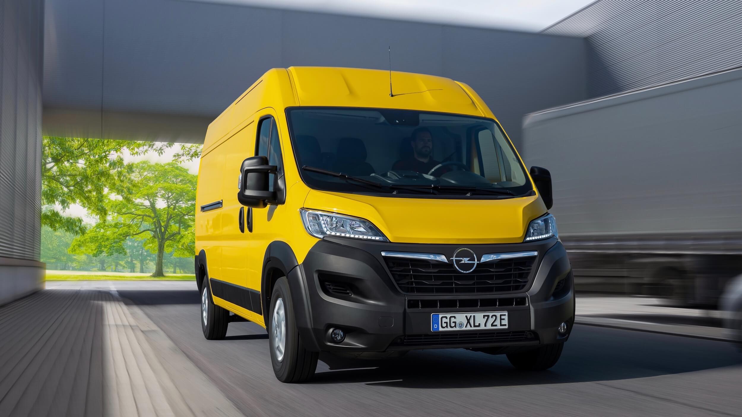 Opel Movano e 1