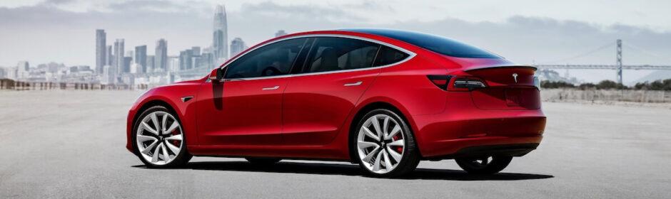 Tesla Model 3 v1