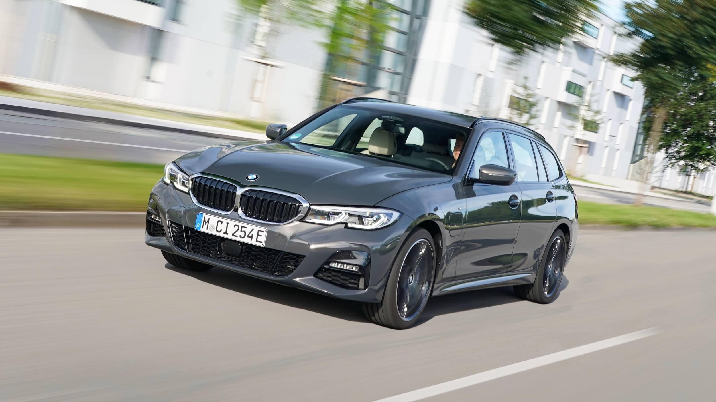 BMW 320xe touring