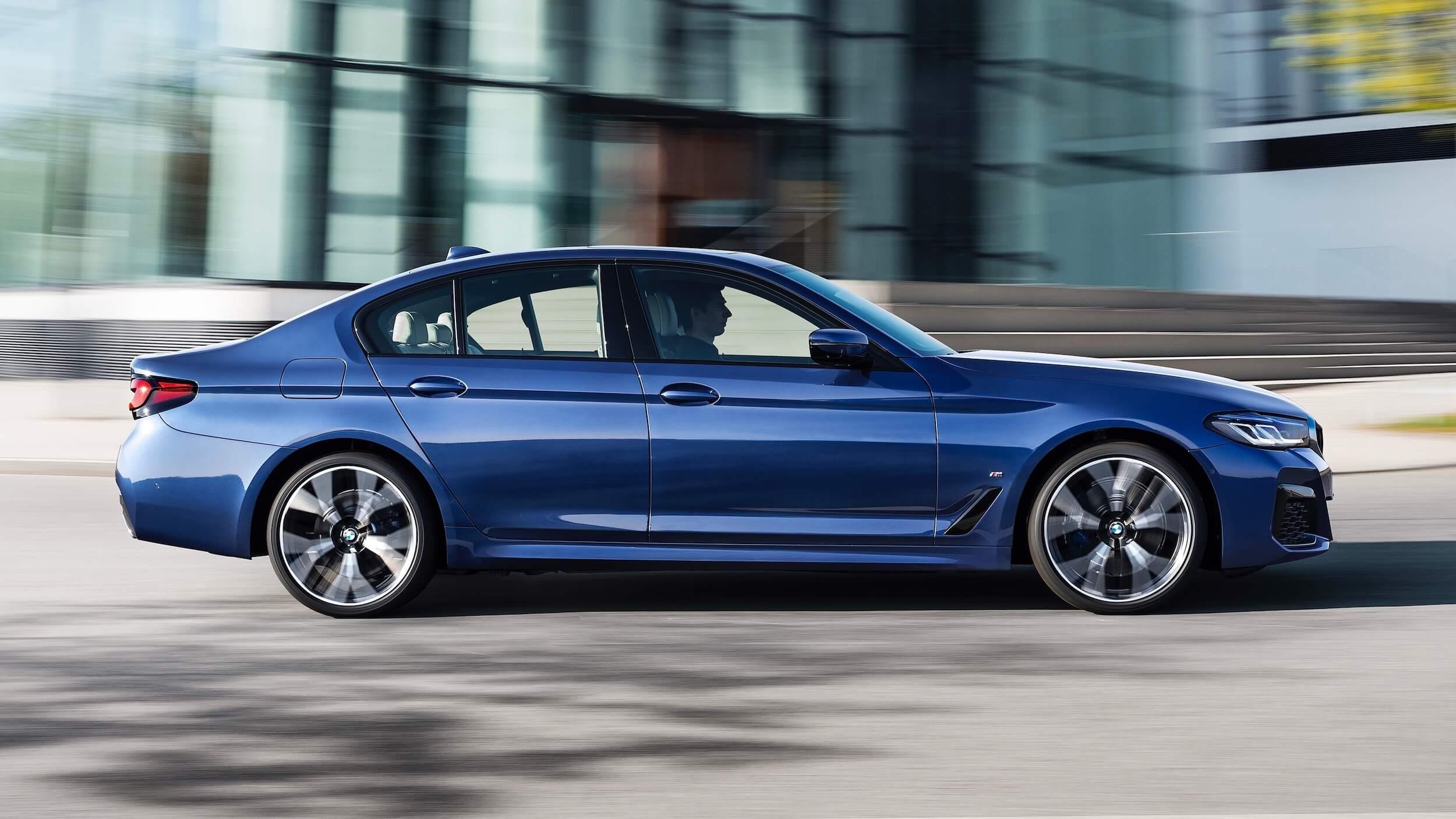 BMW 530xe facelift