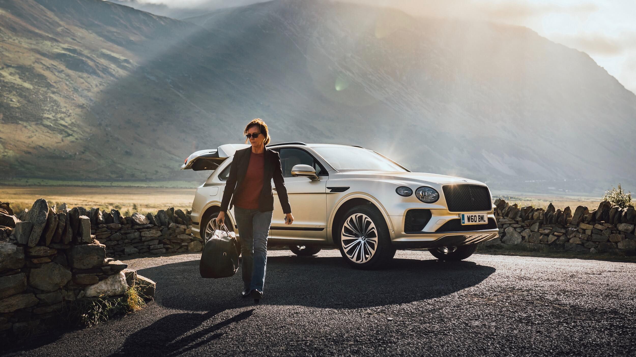 Bentley Bentayga plug in hybride SUV