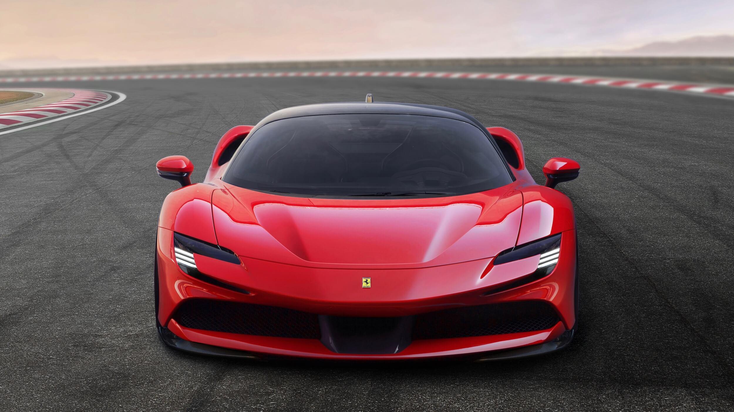 Hybride Ferrari