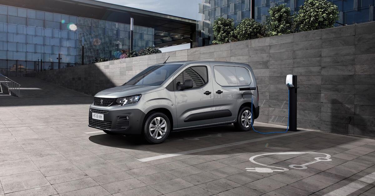 Peugeot e Partner bestelauto