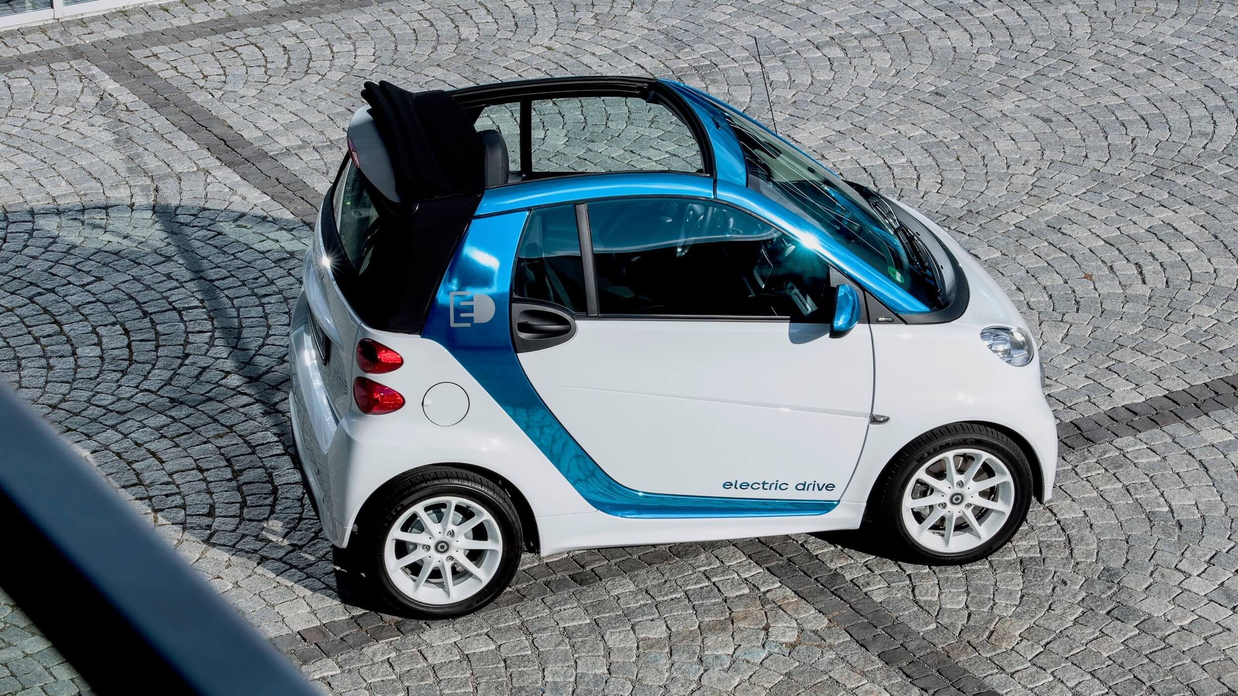 Smart Electric Drive cabrio 2014