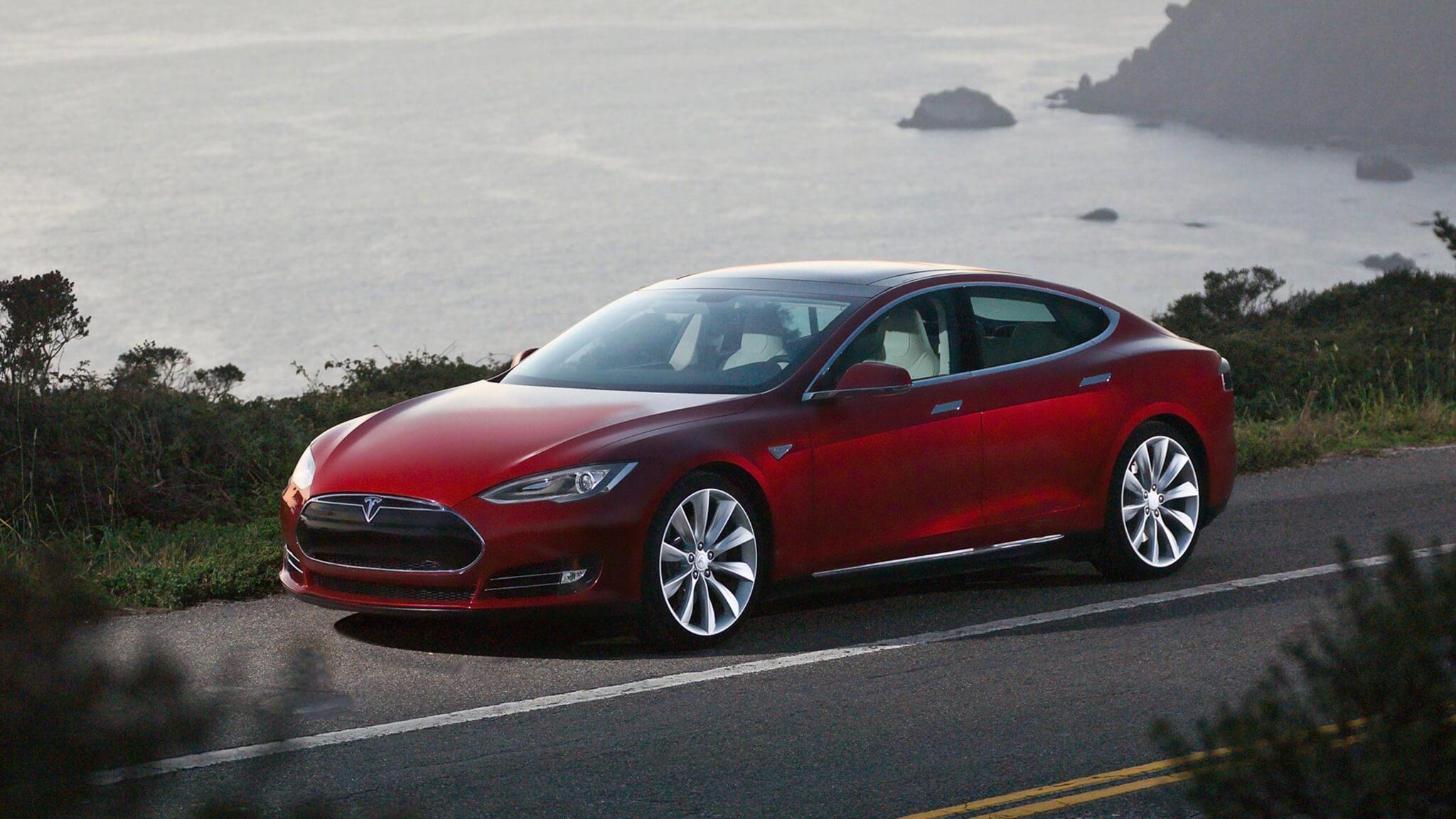 Tesla Model S 2012 Gen1