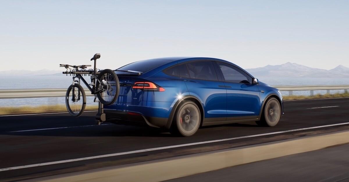 Tesla Model X elektrische crossover