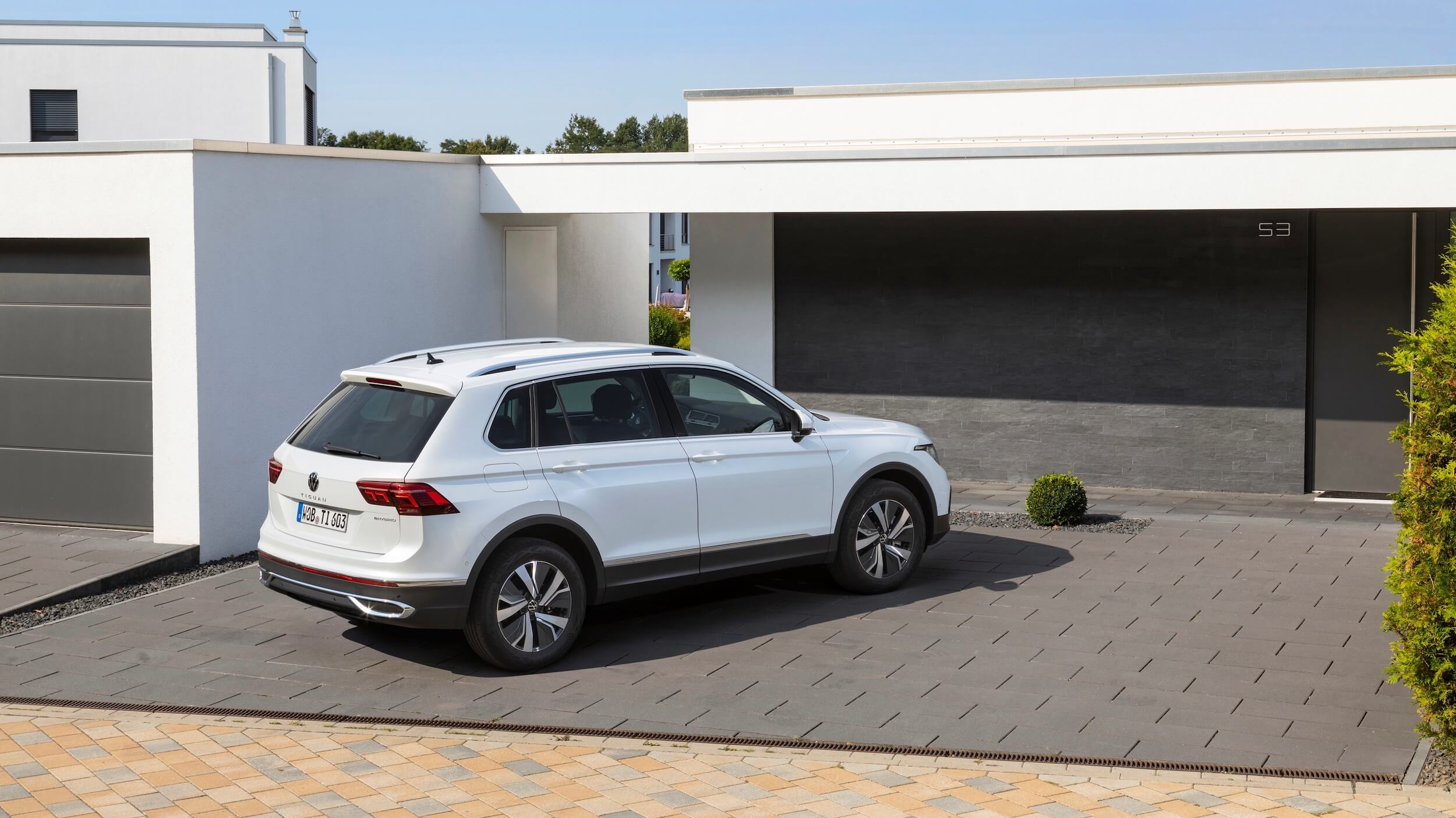 VW Tiguan eHybrid plug in hybride