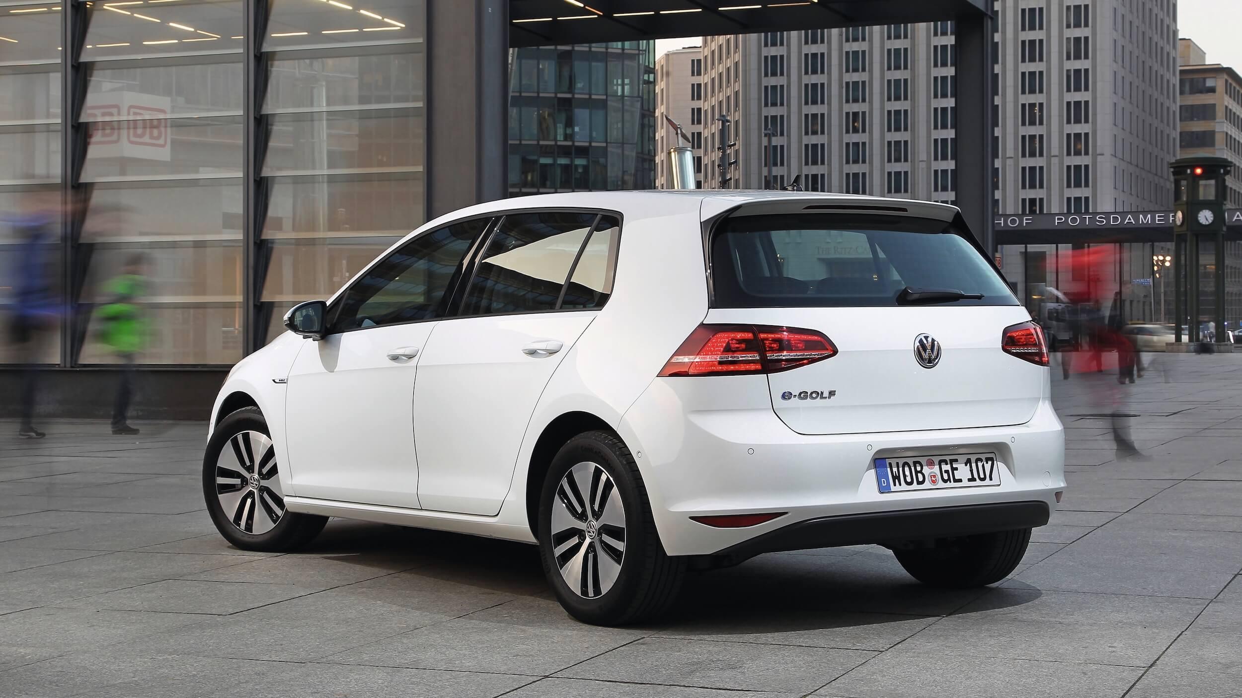 VW e Golf 2014 eerste generatie