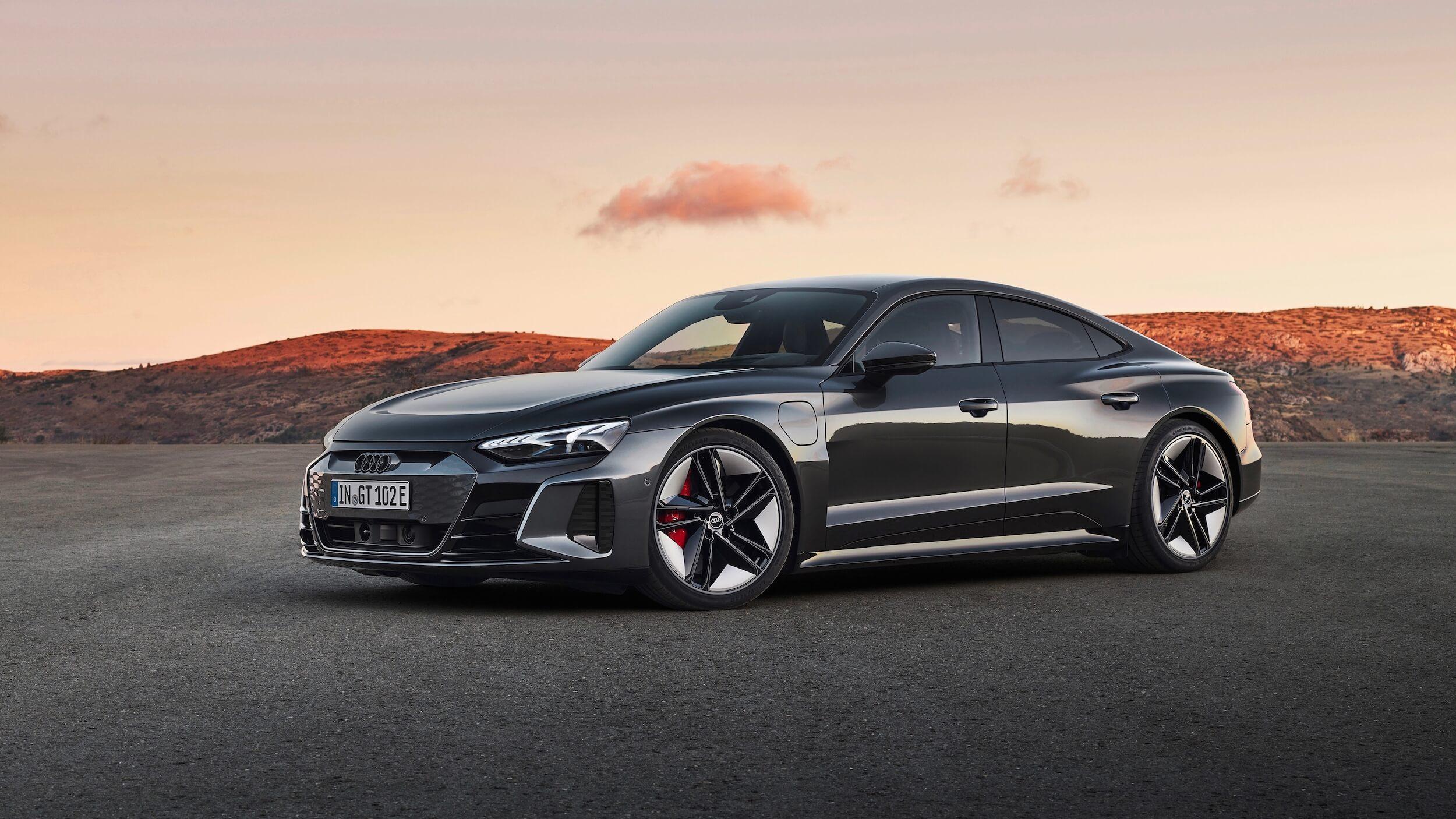 Audi e tron GT RS