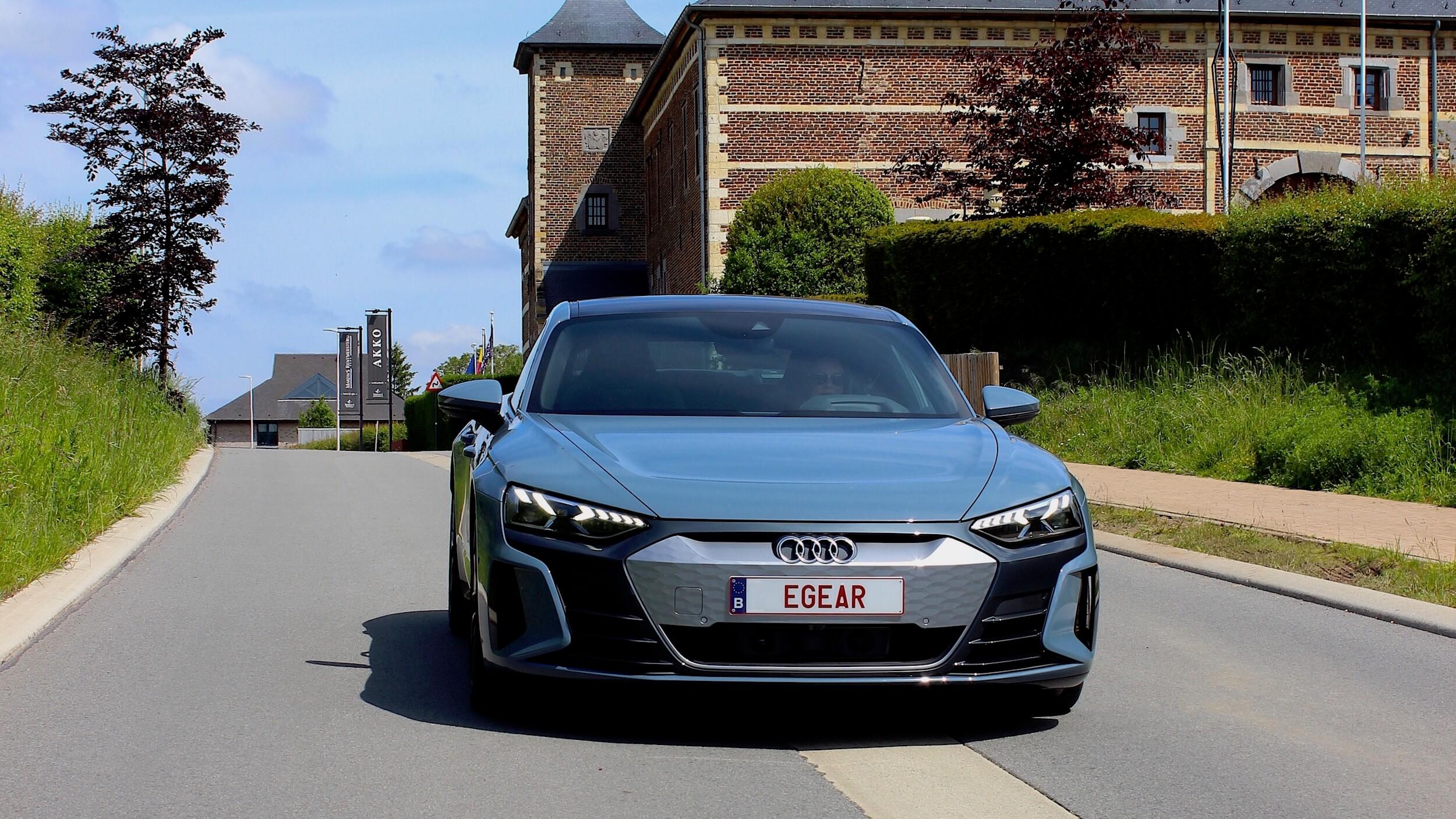 Audi e tron GT egear