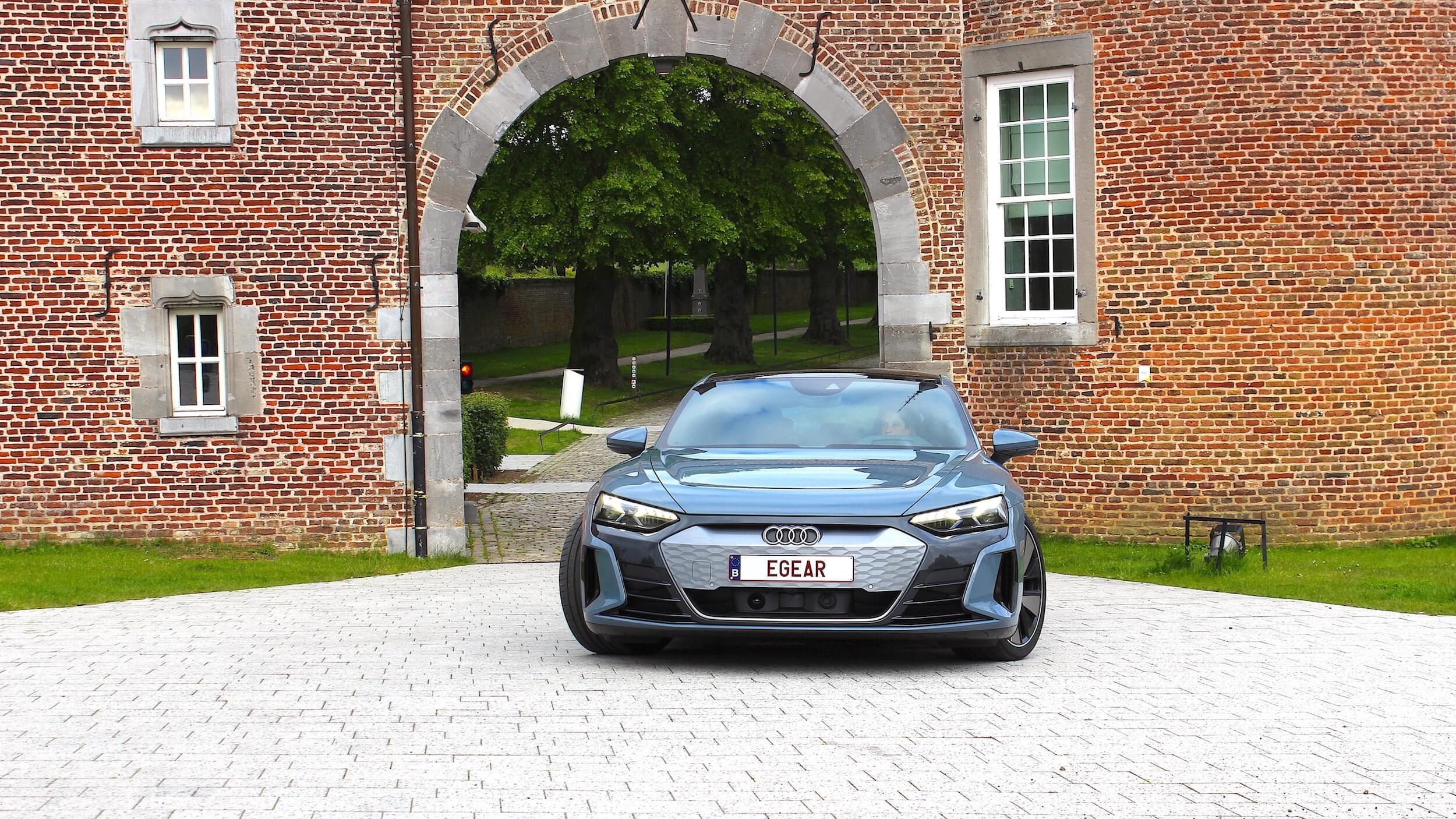 Audi e tron GT in België