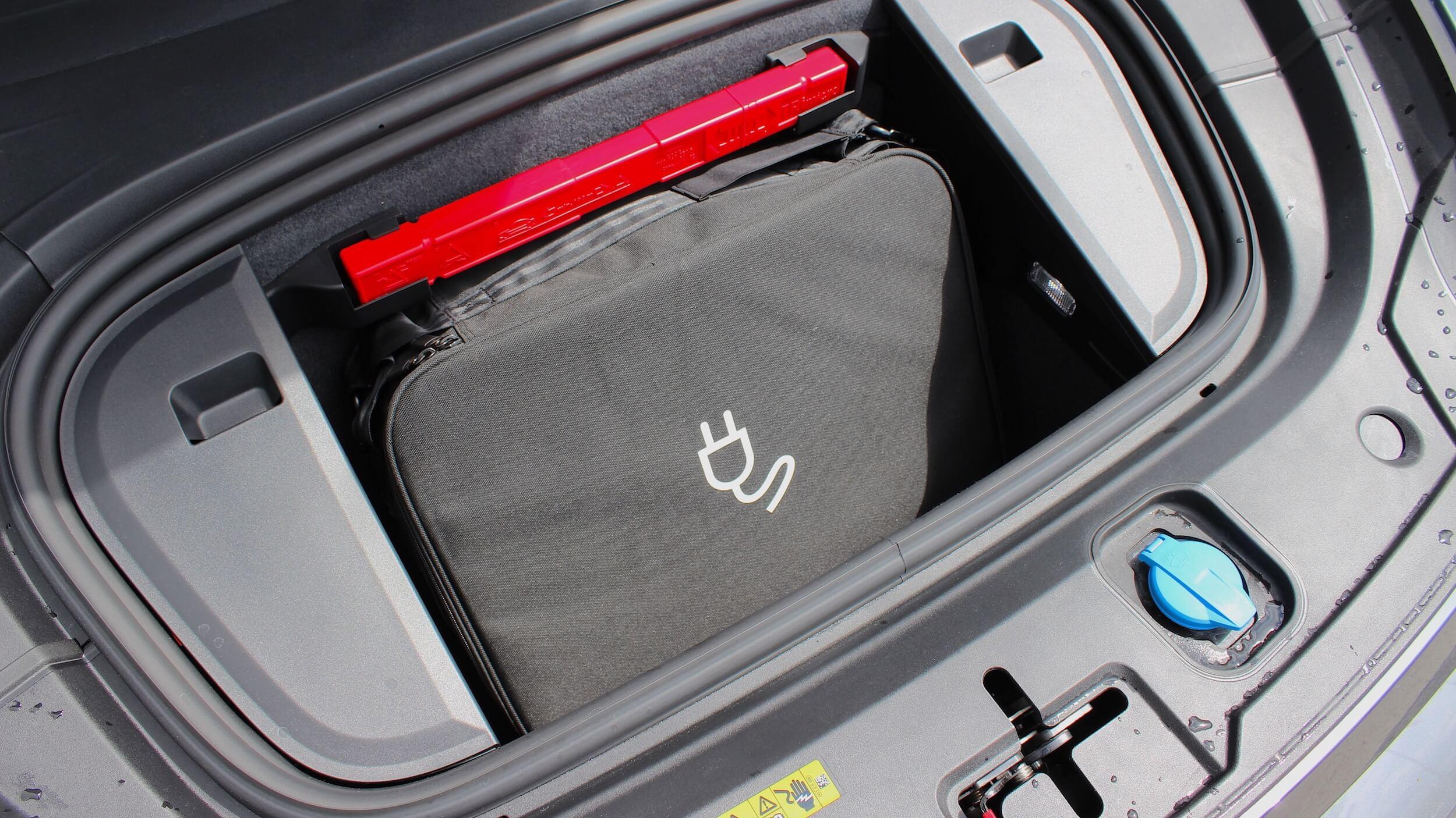 Audi e tron GT koffer voor