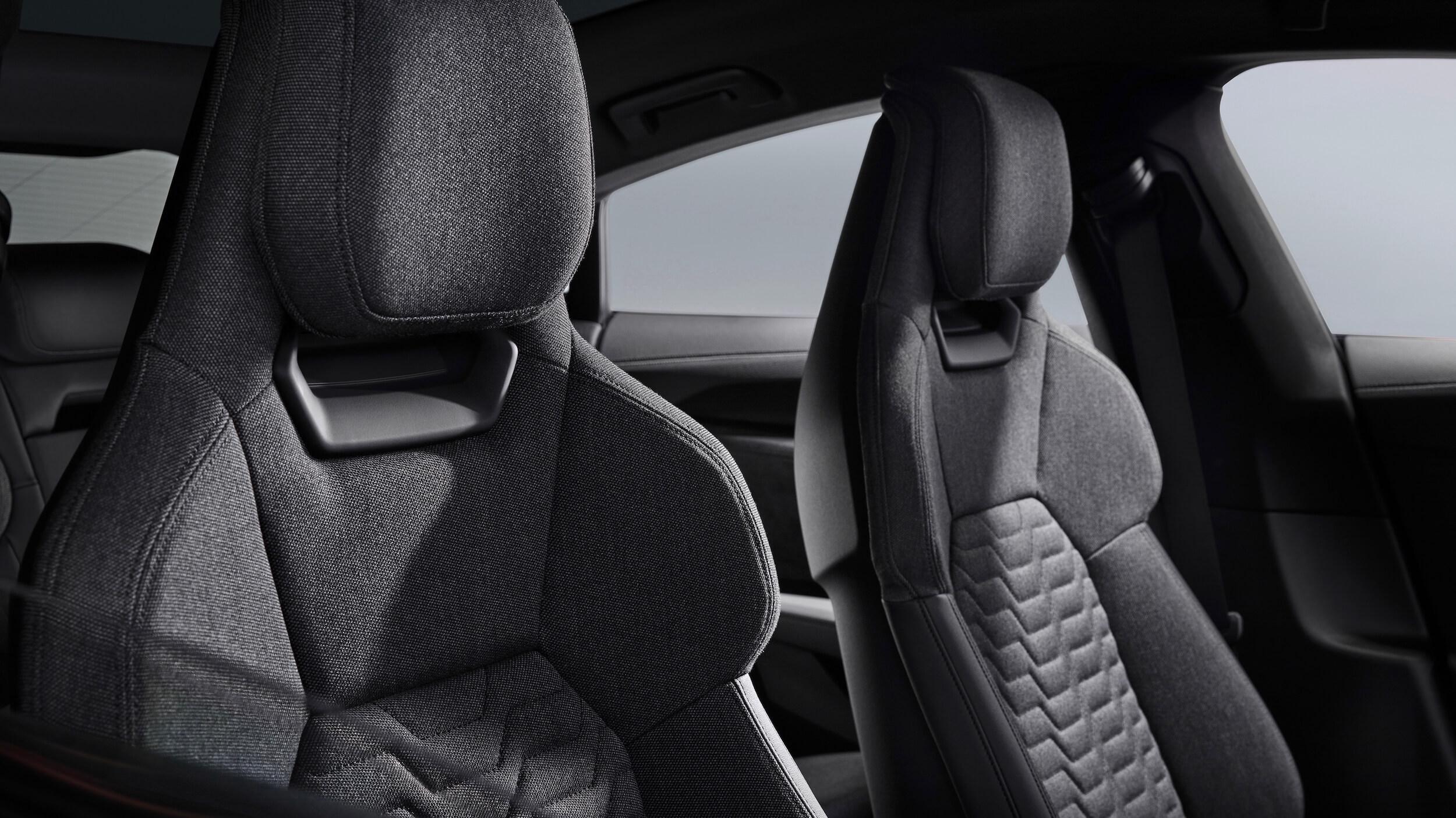 Audi e tron GT zetels