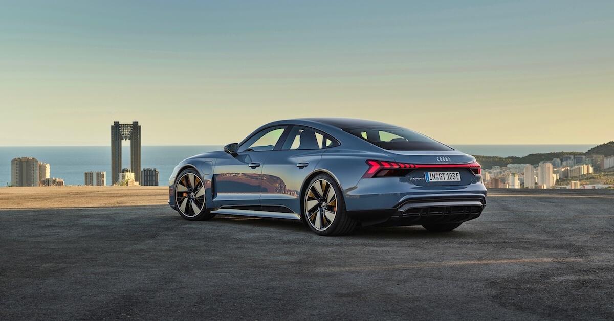 Audi e tron sedan