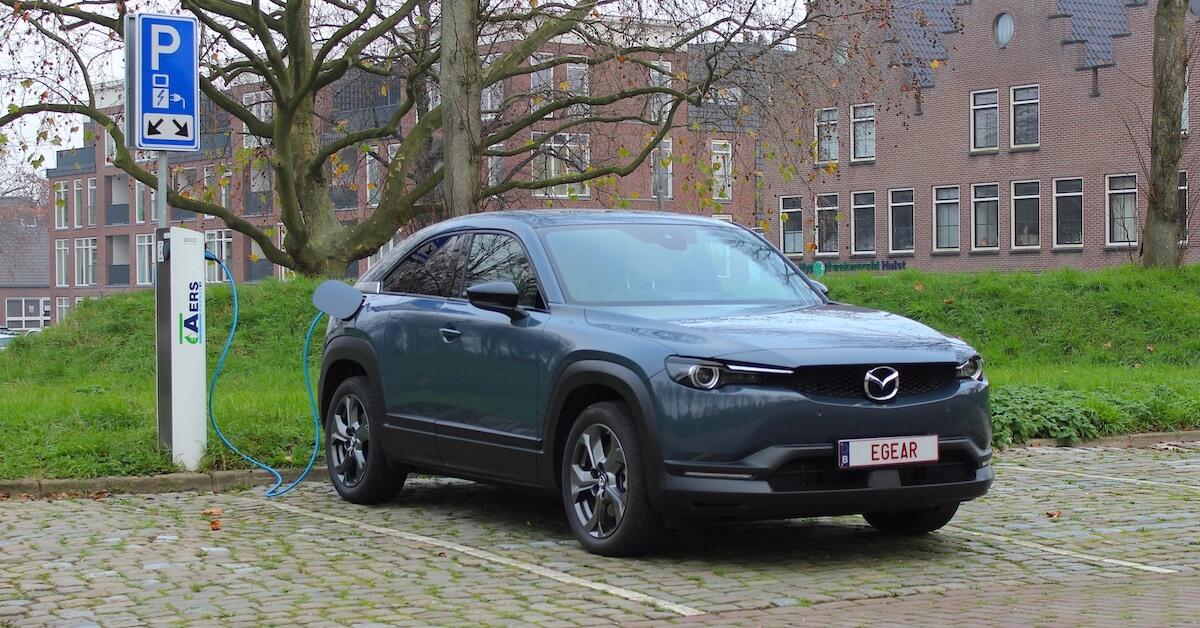 Elektrische Mazda MX 30