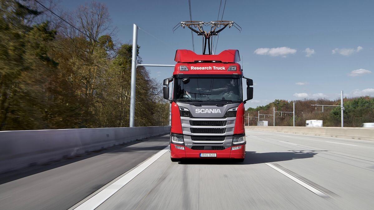 Elektrische Scania