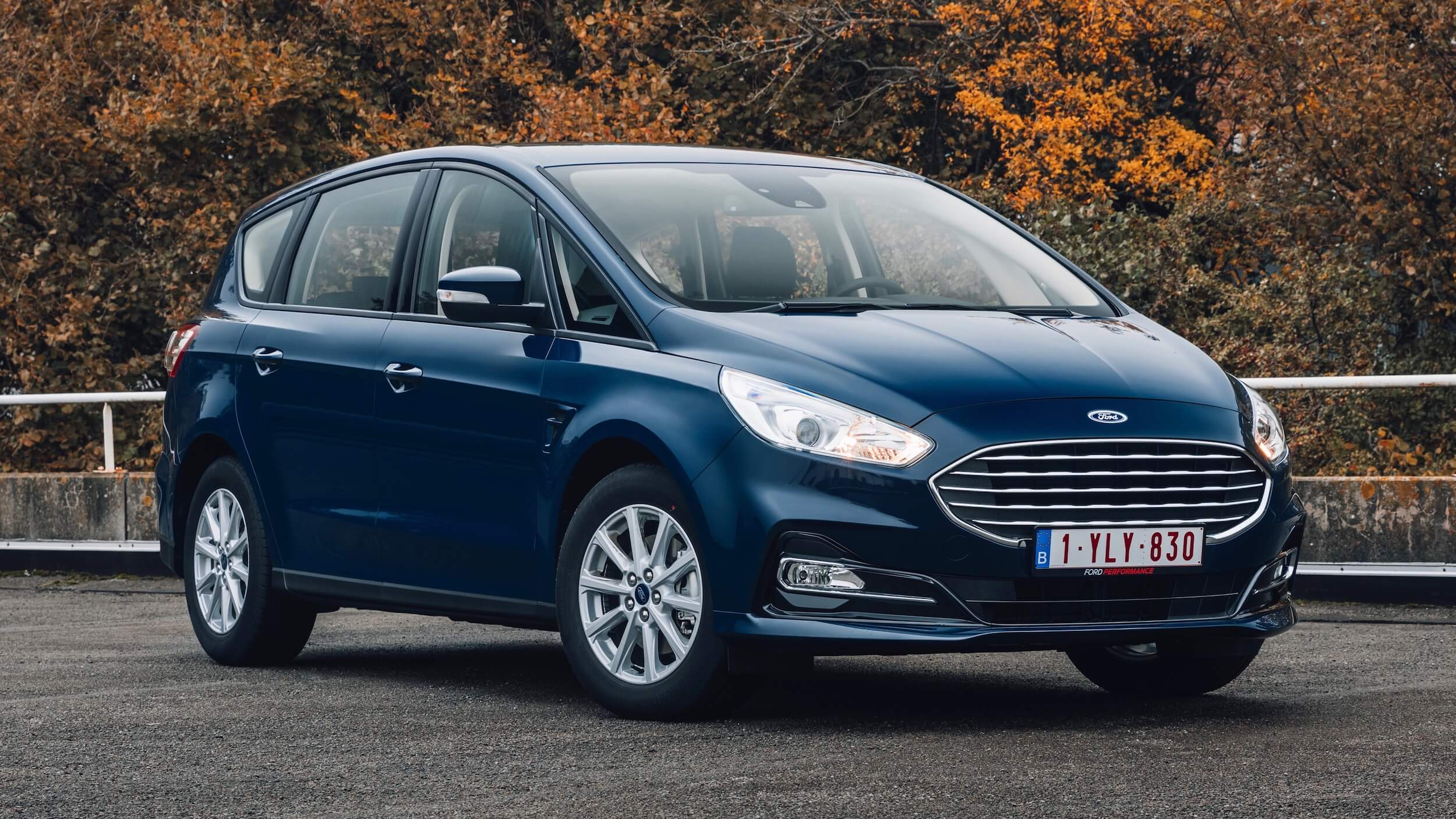 Ford S Max hybride