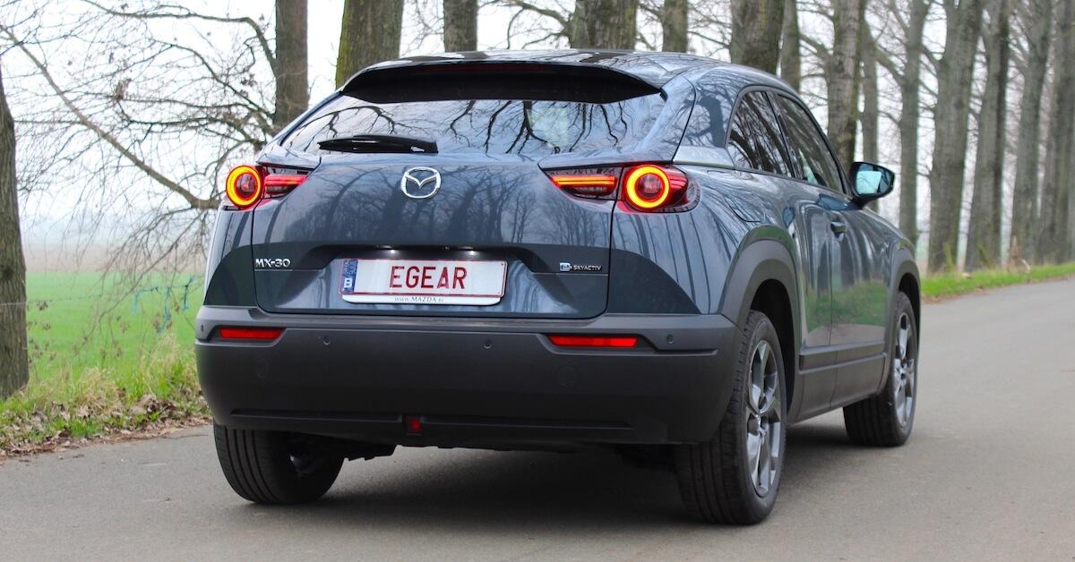 Mazda MX 30 EGEAR