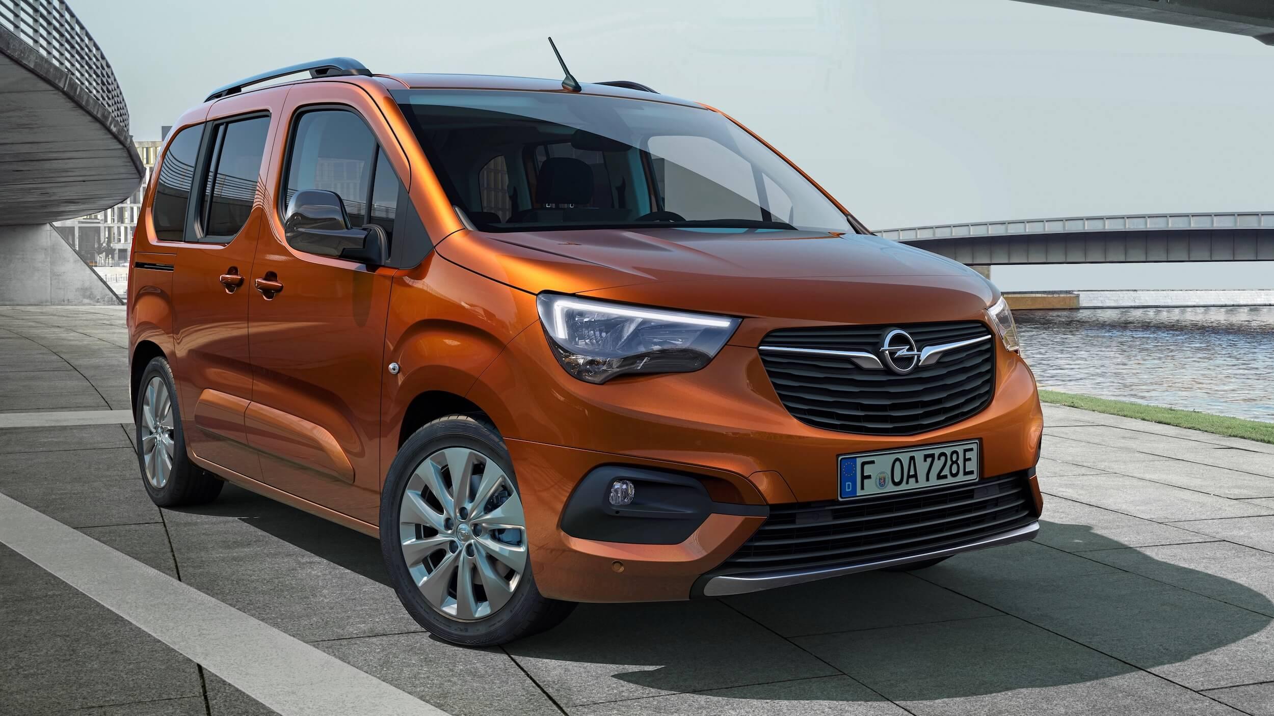 Opel Combo e Life elektrisch