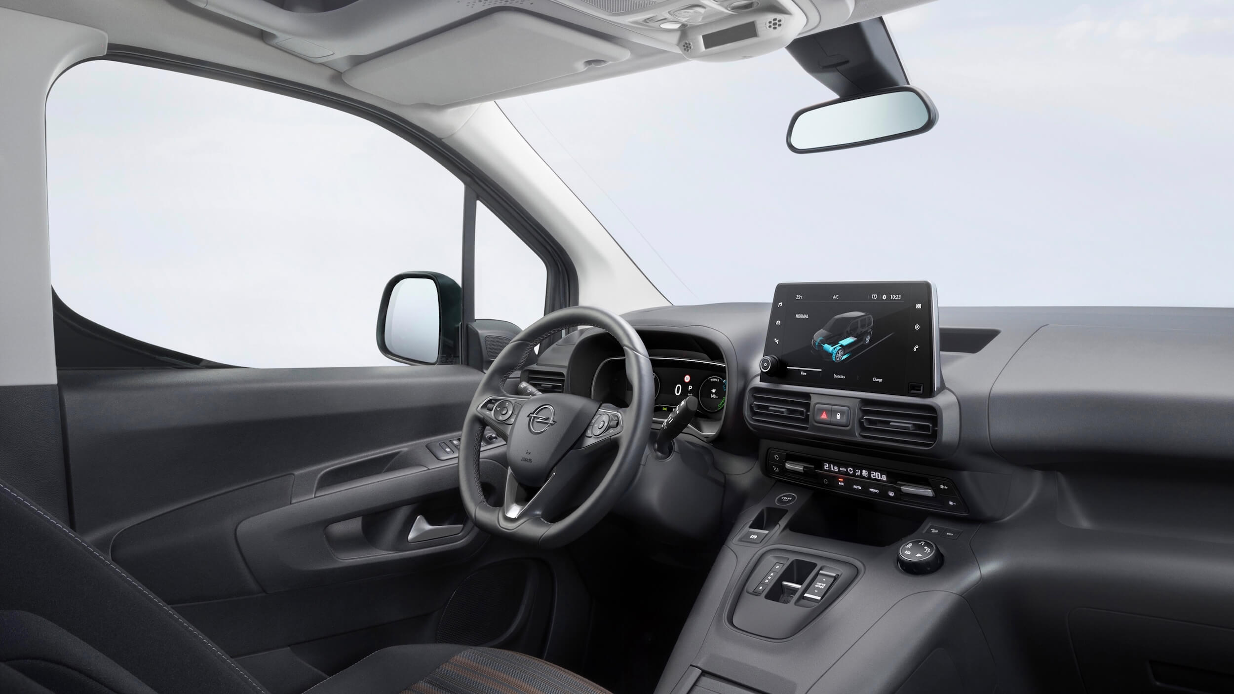 Opel Combo e Life interieur
