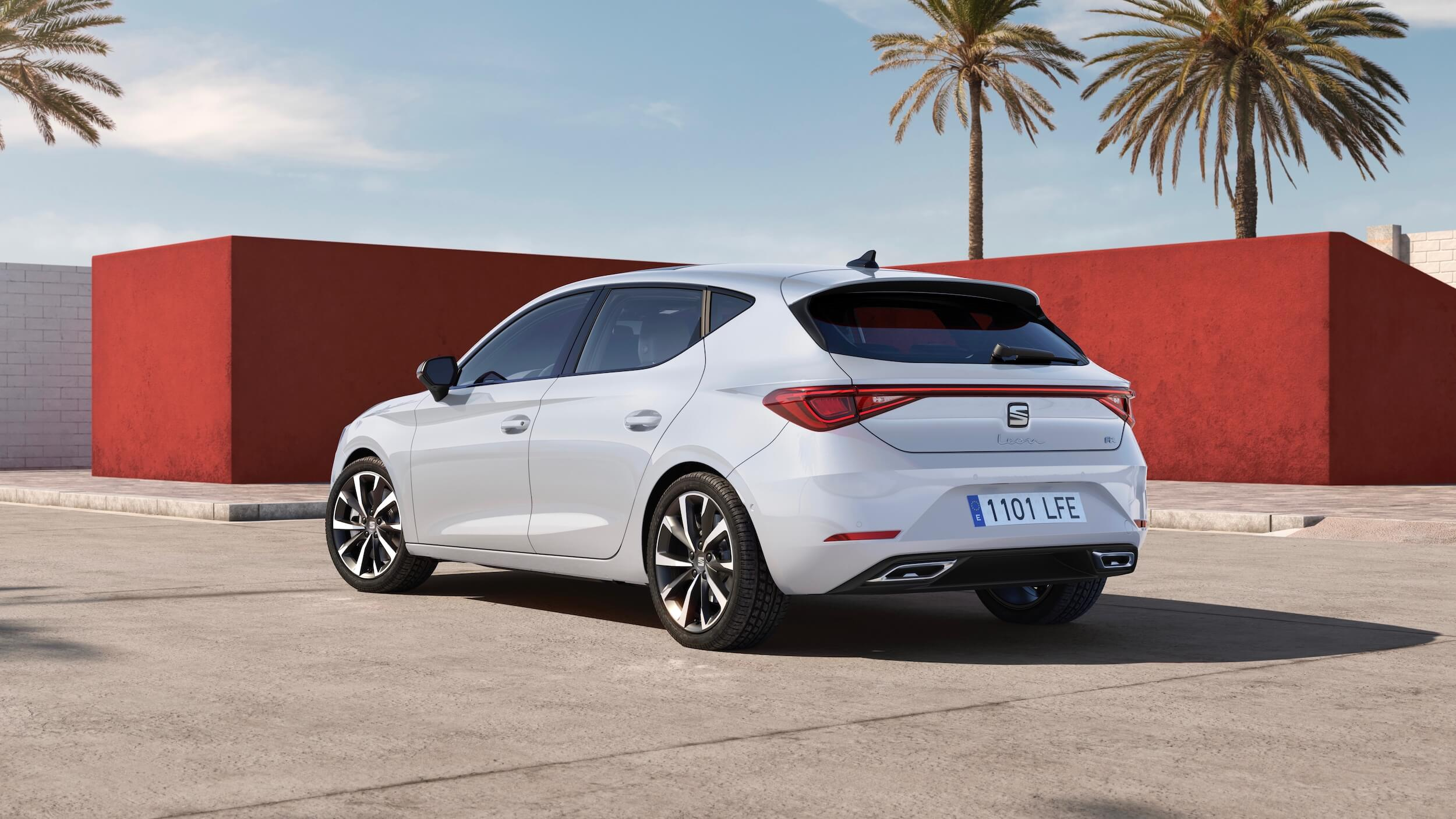 Seat Leon CNG