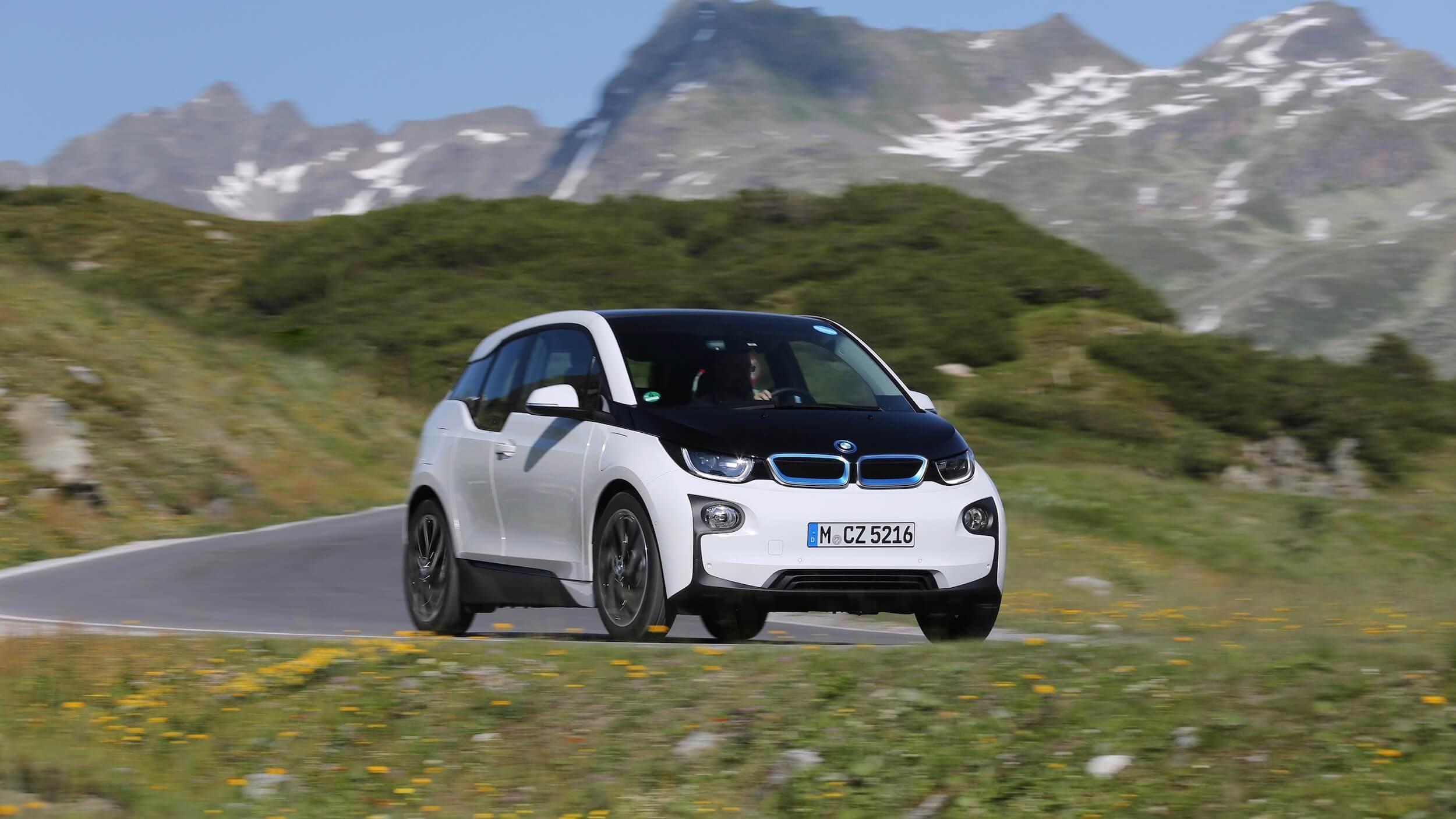 2016 BMW i3 wit