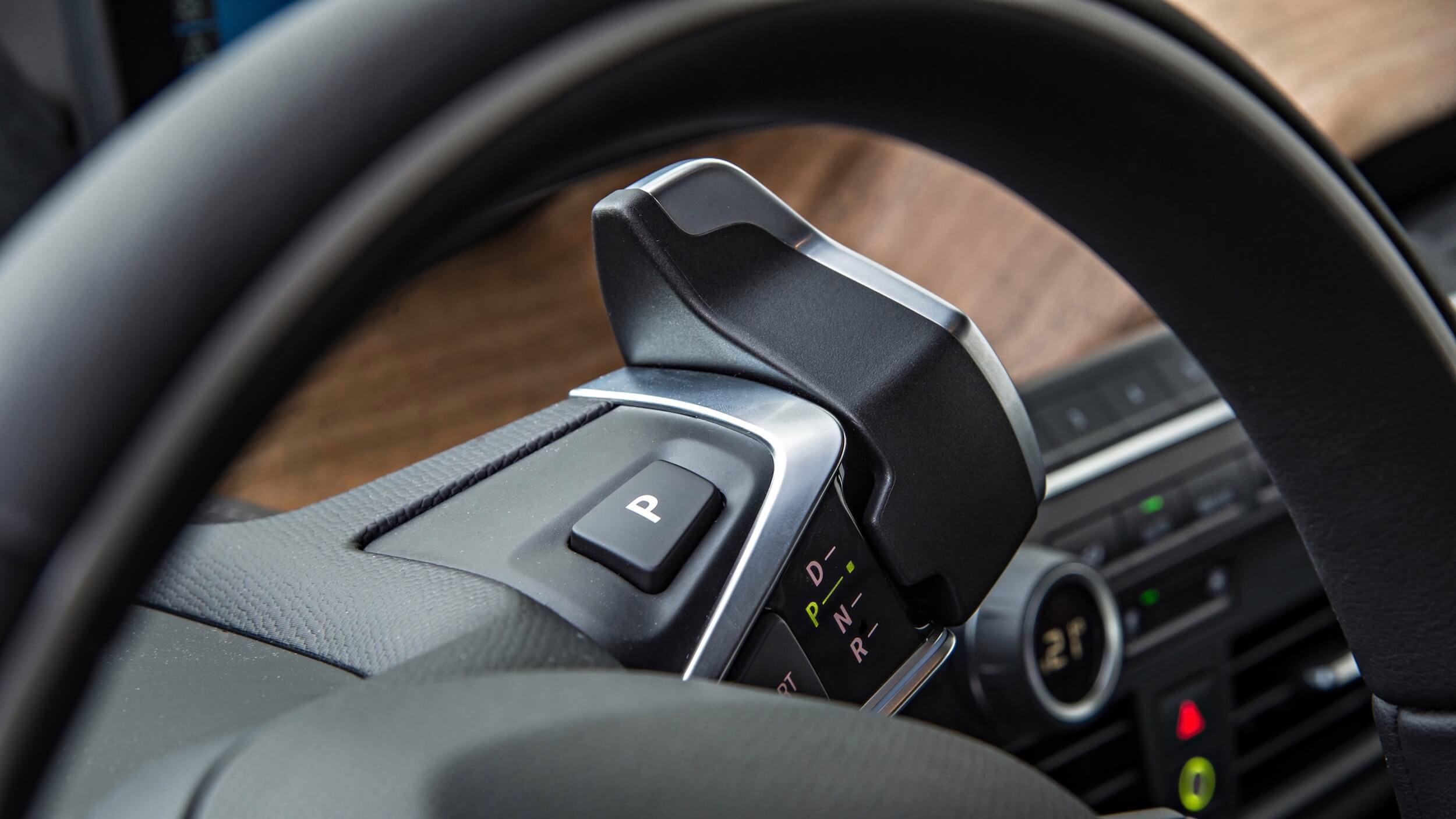 BMW i3 versnellingen