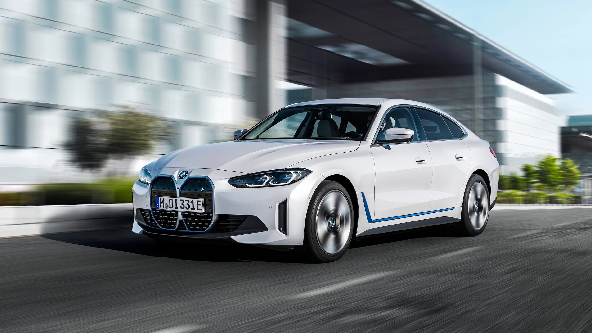 BMW i4 eDrive40 1