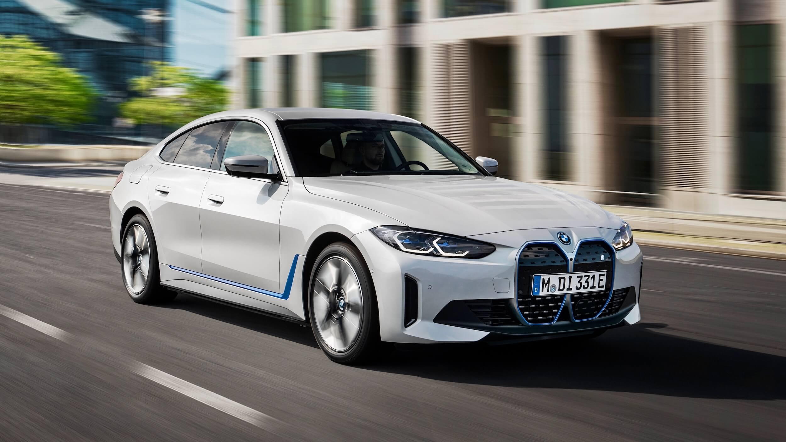 BMW i4 eDrive40 2